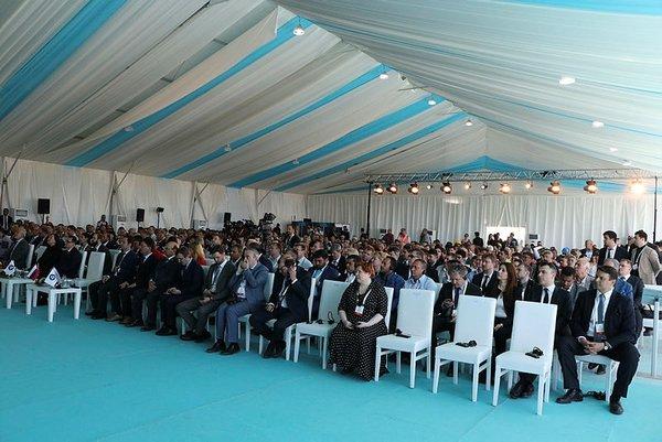Türkiye'nin nükleer serüveninin ilk projesi olan Akkuyu Nükleer Santrali'nin temeli atıldı