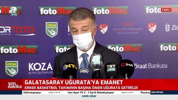 Trabzonspor Başkanı Ahmet Ağaoğlu: Abdullah Avcı ile birlikte farklı bir kimliğe büründük