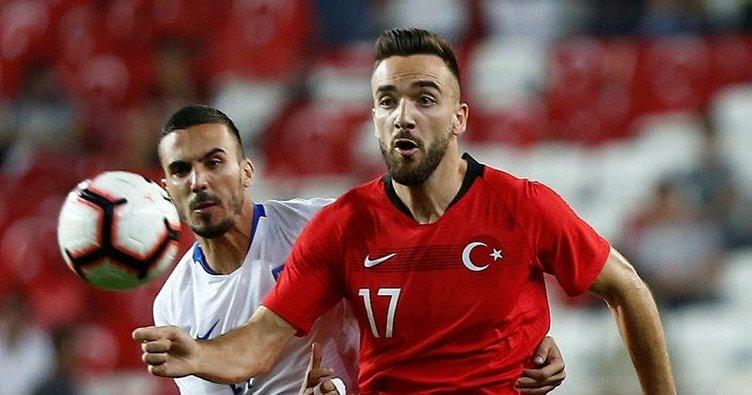 Fenerbahçe'nin gözdesine Lucescu kancayı taktı