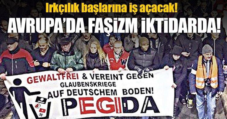 Avrupa'da faşizm iktidarda