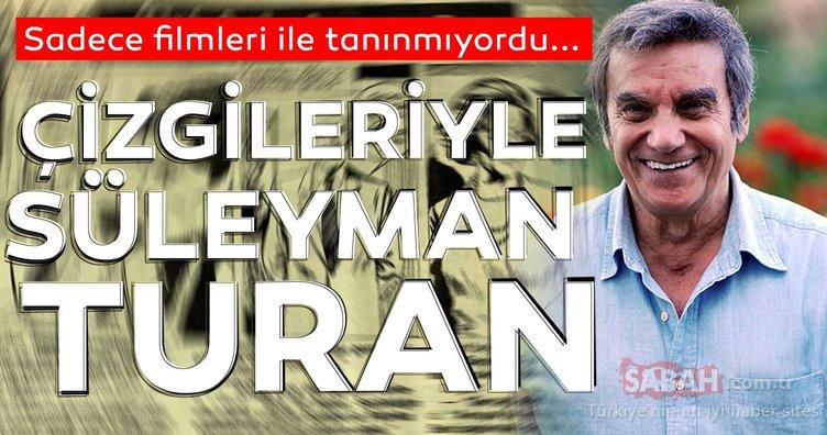 Çizgileriyle Süleyman Turan