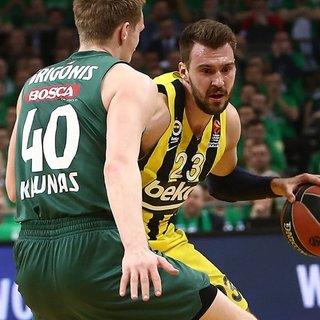 Fenerbahçe Beko kazandı, Final Four'a 1 kaldı