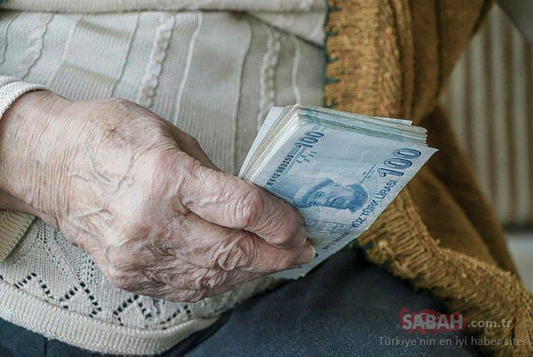 Emekliye 500 TL zam geliyor! Emekli ocak zammı ve en düşük maaş ne kadar olacak? İşte detaylar...