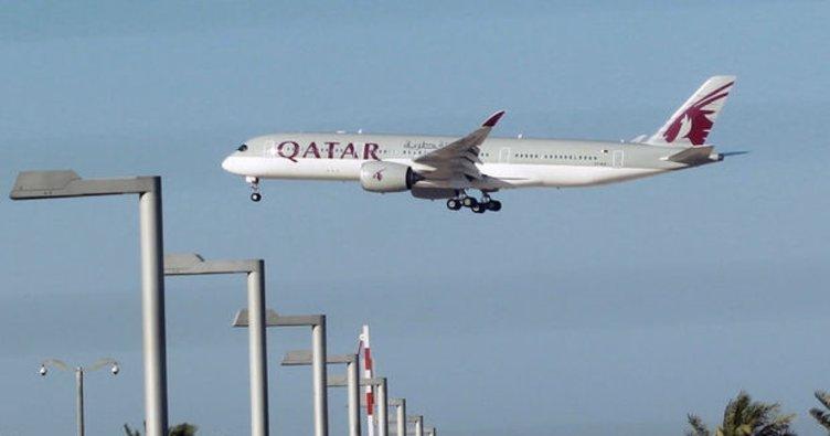 Katar diplomatik kriz yaşadığı ülkelere uçuşları durdurdu