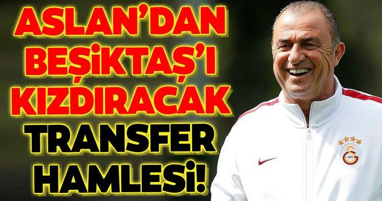 Galatasaray'dan Beşiktaş'ı kızdıracak transfer hamlesi!