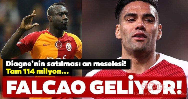 Son Dakika haberi: Şampiyonlar Ligi golcüsü geliyor! İşte Radamel Falcao transferinin detayları...