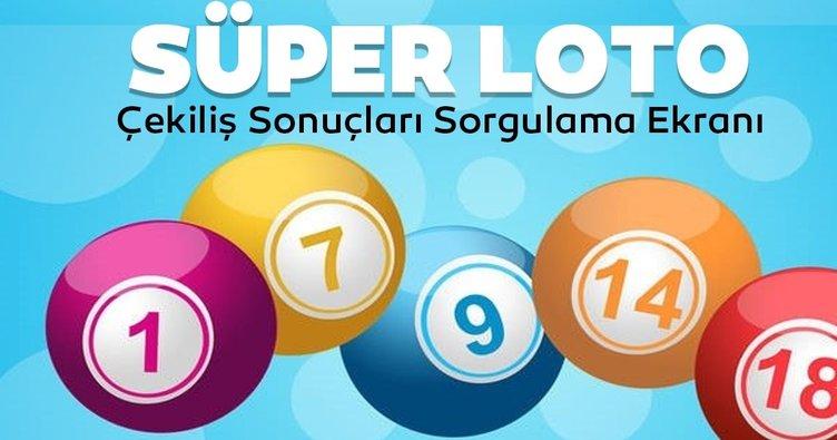 Süper Loto Çekiliş Sonuçları: 4 Ağustos Süper Loto Çekilişi Saat Kaçta, Ne Zaman Açıklanıyor?