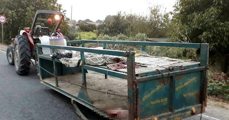 Manisa'da trafik kazası: 1 ölü, 7 yaralı