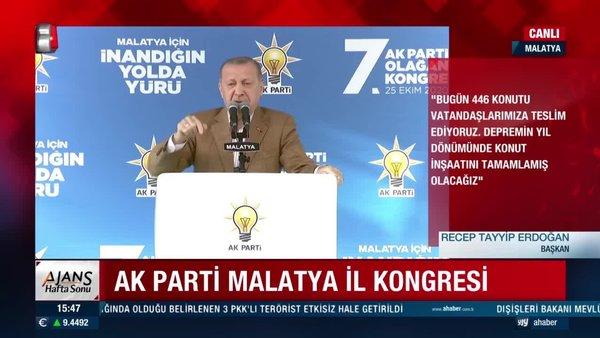 Son dakika! Cumhurbaşkanı Erdoğan'dan Macron ve Wilders'e sert cevap