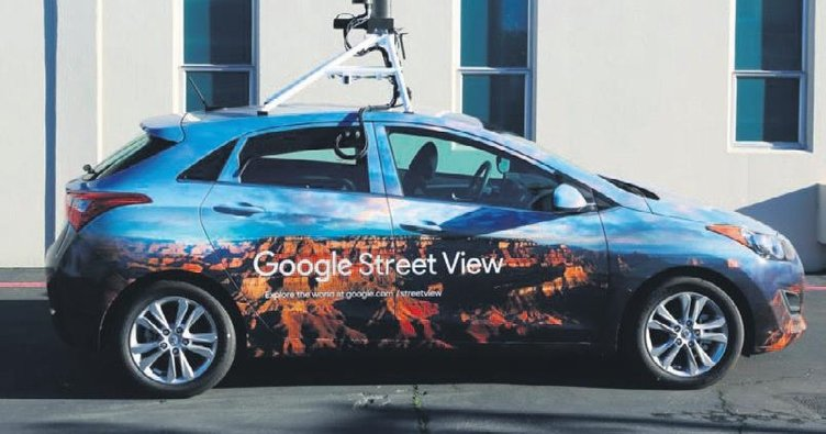Sokak Görüntüsü yapay zekâ ile donatıldı
