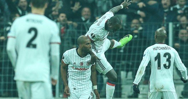 Medipol Başakşehir'den Beşiktaş'a ilginç tebrik