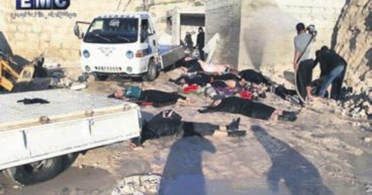 İdlib'de sarin gazına bir kanıt daha