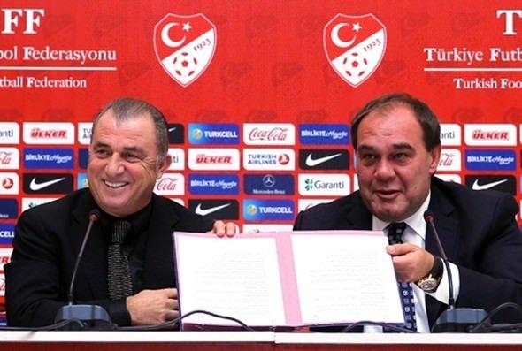 Fatih Terim'in sözleşmesi ortaya çıktı!
