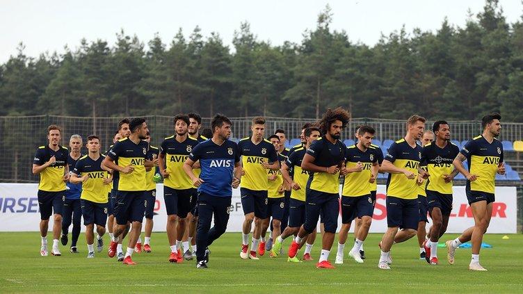 Fenerbahçe'de o yıldızla ilgili flaş karar! Bundan sonra...