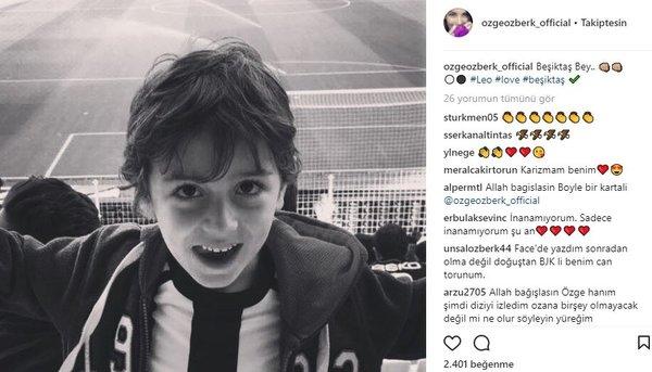 Ünlü isimlerin Instagram paylaşımları (04.12.2017)