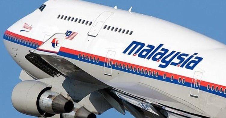 Malezya'da kaybolan savaş uçağı ile ilgili flaş gelişme