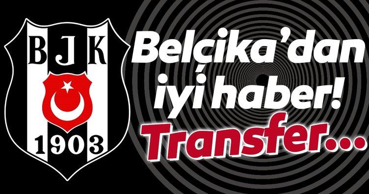 Beşiktaş'a Cyle Larin için Belçika'dan iyi haber!