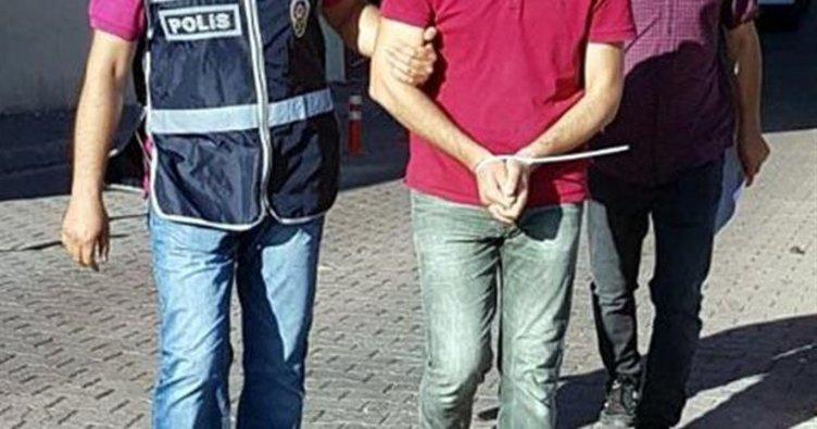 Eskişehir'de FETÖ/PDY operasyonu! 1 kişi gözaltına alındı