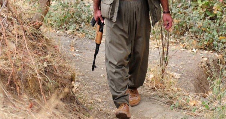 İHA'ların tespit ettiği 4 PKK'lı vuruldu