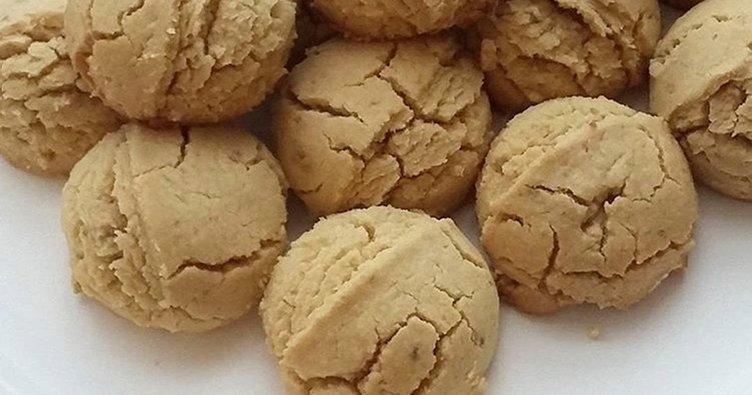 Ağızda dağılan harika kıvamıyla tahinli kurabiye tarifi: Enfes Tahinli kurabiye nasıl yapılır?