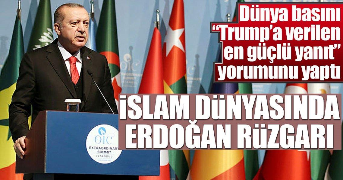 İslam dünyasında Erdoğan rüzgarı
