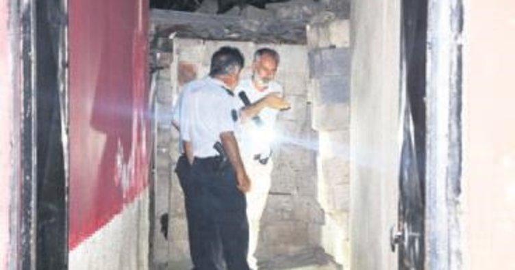 2 metrelik duvar için 2 kurban
