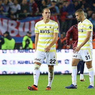 Fenerbahçe tarihinde bir ilk! Bu kadar kötüsü olmamıştı...