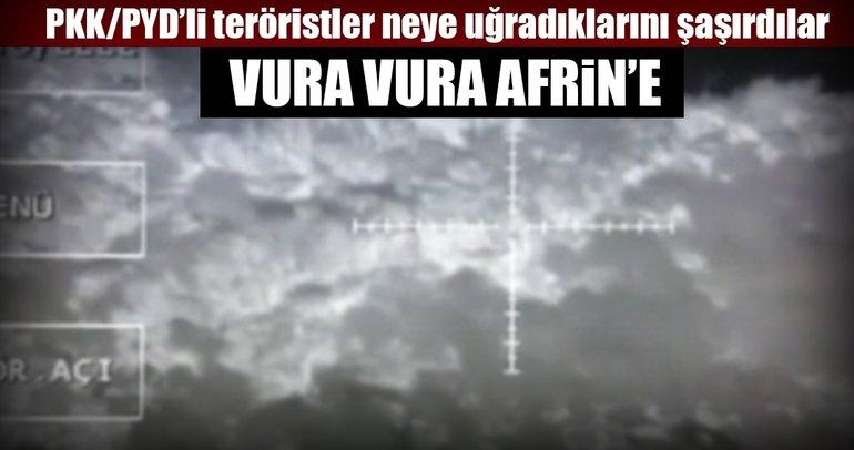 Vura vura Afrin'e