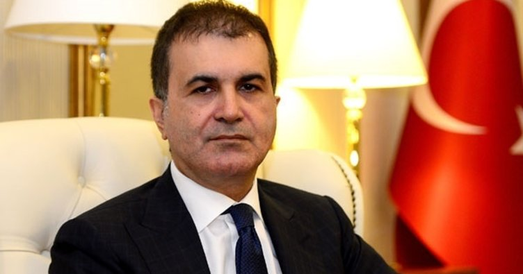AB Bakanı ve Başmüzakereci Çelik Afrin Harekatı'yla ilgili açıklamalarda bulundu