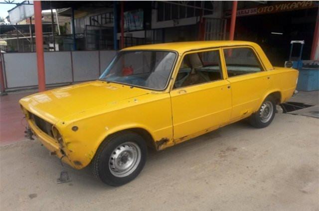 1976 model 'Murat 124' için servet ödedi