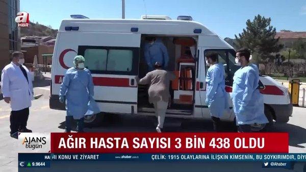 Son Dakika: Türkiye günlük koronavirüs vaka sayısı açıklandı! 3 Nisan koronavirüs tablosu ve hasta sayısı | Video