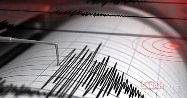 AFAD ve Kandilli Rasathanesi son depremler listesi 1 Nisan Perşembe: Antalya'da korkutan deprem!