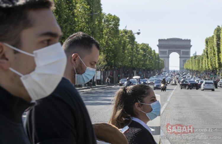 Fransız şirketlere maske şoku! Ürettikleri milyonlarca maske ellerinde kaldı
