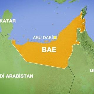 BAE Katar'ı haritadan sildi!