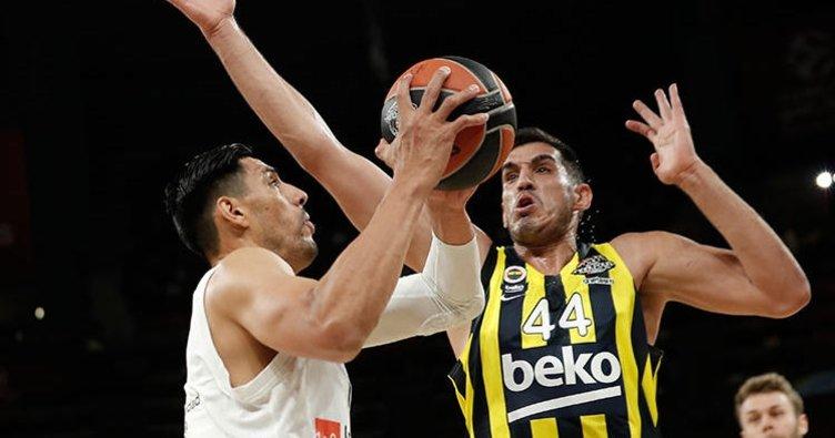 Fenerbahçe Beko - Real Madrid: 75 - 94