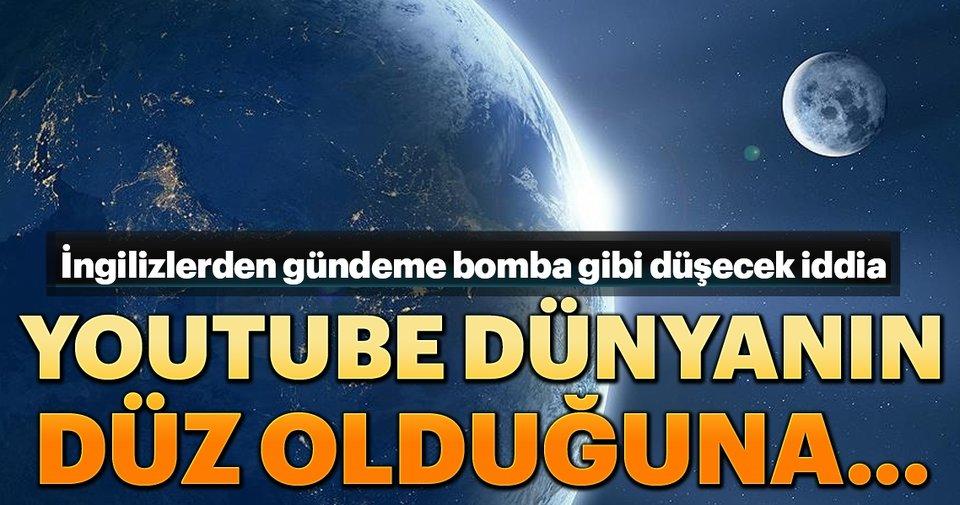 İngilizlerden bomba Youtube iddiası