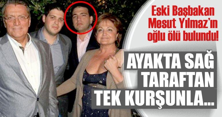 Mesut Yılmaz'ın oğlu Yavuz Yılmaz hayatını kaybetti. Yavuz Yılmaz kimdir?