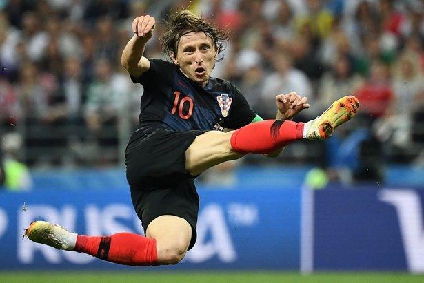 İşte Dünya Kupası'nın yıldızı Luka Modric'in film gibi hayatı
