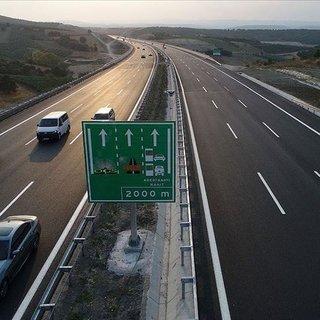 Bakan duyurdu: İzmir-İstanbul Otoyolundan geçen araç sayısı belli oldu!