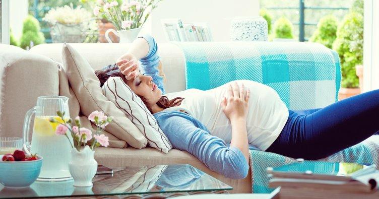 Hamilelikte uykuyu kaçıran 7 neden