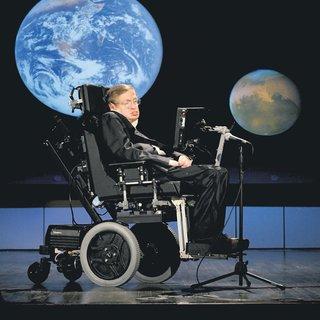 Kara delikleri aydınlatan insan Hawking
