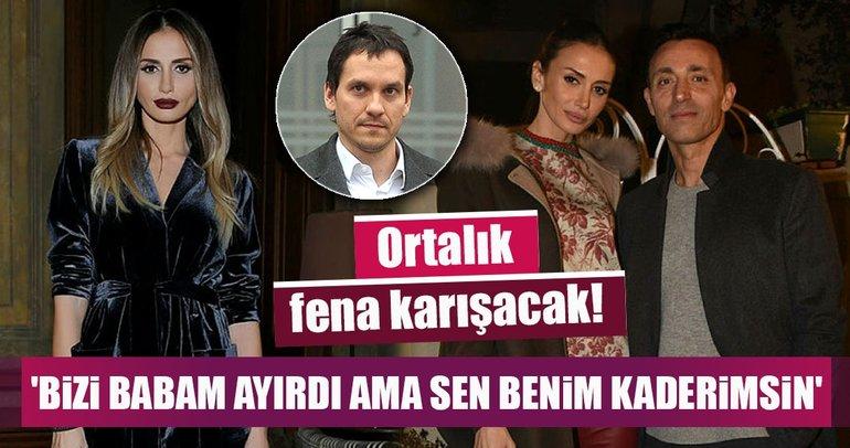 Mustafa Sandal'dan boşanmak isteyen Emina Sandal'a aşk mesajı
