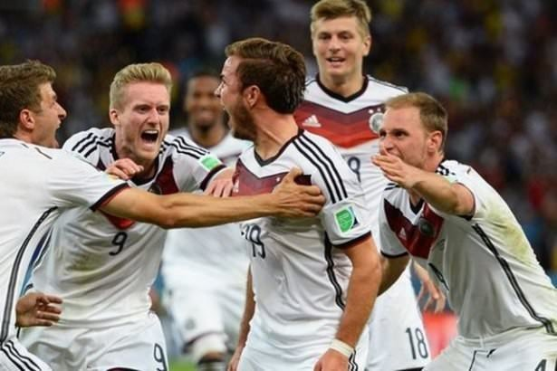 İşte 2014 Dünya Kupası'nın 'Rüya Takım'ı!