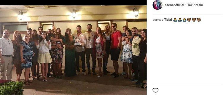 Ünlü isimlerin Instagram paylaşımları (25.08.2017)