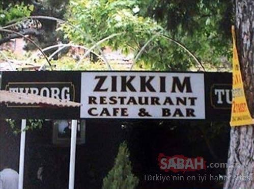 Fazla yaratıcı dükkan isimleri!