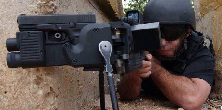 O silah artık Türkiye'de