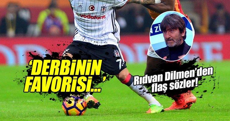 Rıdvan Dilmen'den Galatasaray'la ilgili dikkat çeken sözler