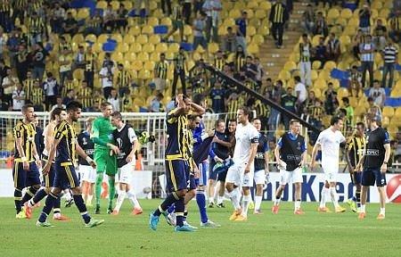 Fenerbahçe - Molde maçı Twitter'ı salladı