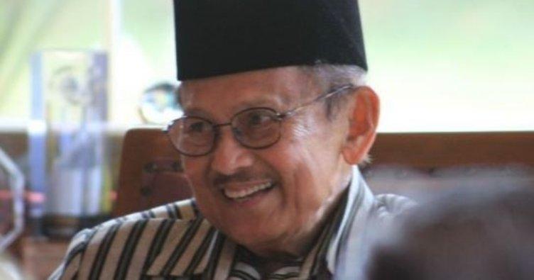 Endonezya'da eski devlet başkanının ölümü