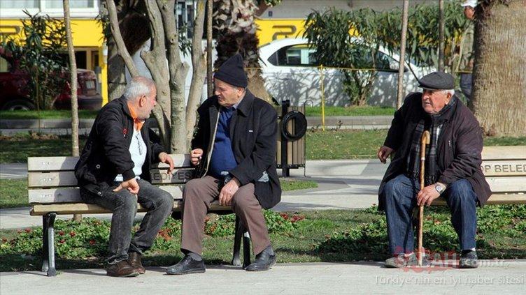 65 yaş üstü yaşlıların sokağa çıkma izni ne zaman, bugün saat kaçta bitecek? 65 yaş üstü ve 20 yaş altı sokağa çıkma yasağı ne zaman kalkıyor?